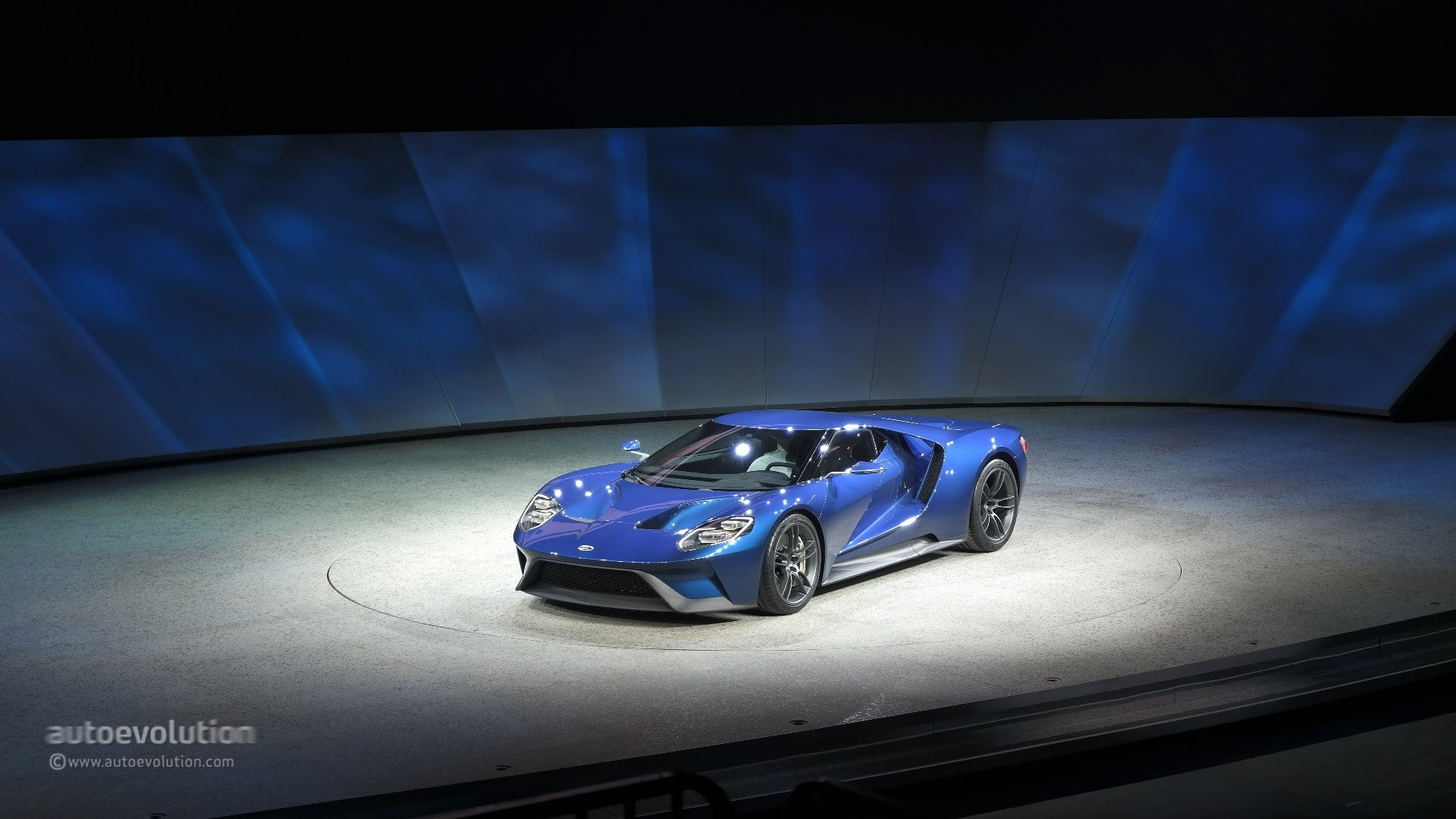 2017 Ford GT Supercar Teased in Forza Motorsport 6 Trailer - Video ...