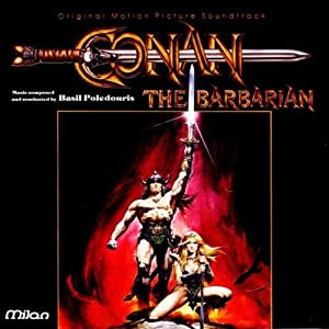 "Cover of ""Conan the Barbarian"""