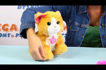 Kot Zabawka Interaktywna