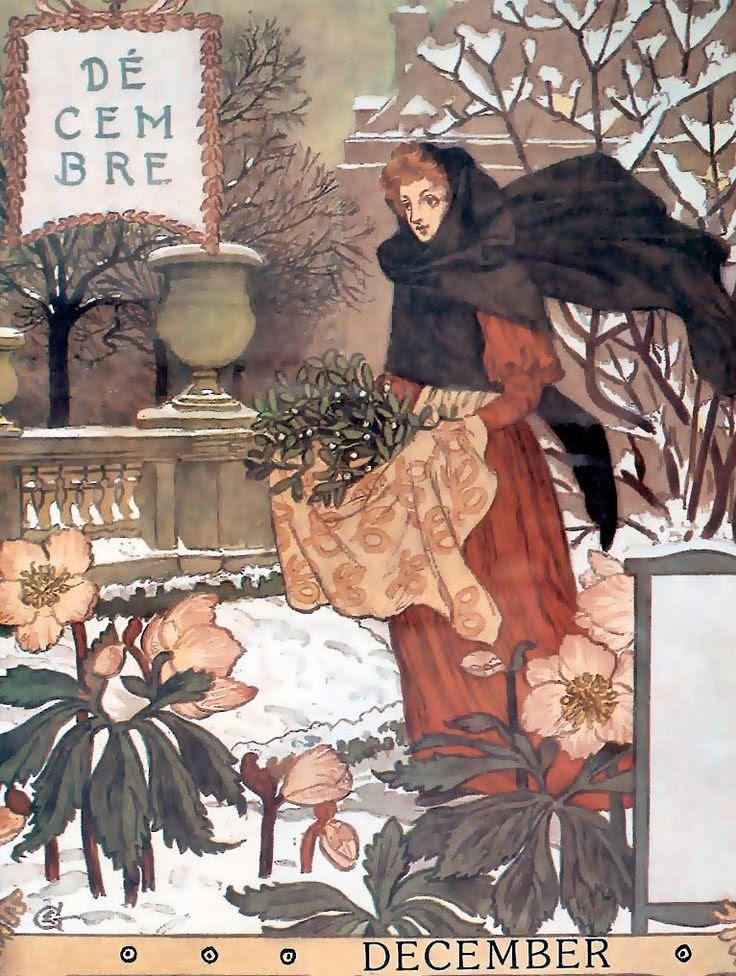 Eugène Grasset - Décembre 1896