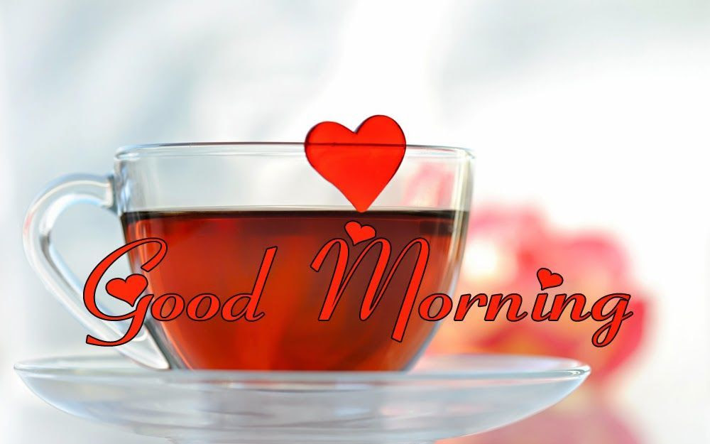 Good Morning Tea With Love Pictures Photos And Images For Facebook
