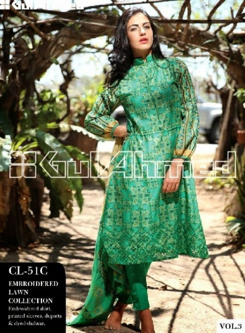 Gul-Ahmed-Spring-Summer-Lawn-Dress-Clothes-for-Beautiful-Girls-Gul-Ahmed-Magazine-Idea-Outfits-6