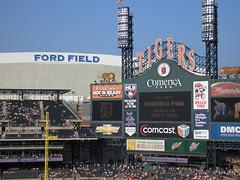 Tiger's Scoreboard