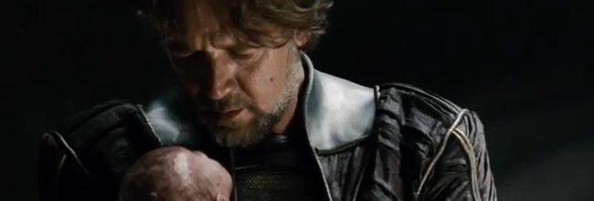 Russell Crowe 'El Hombre de Acero'