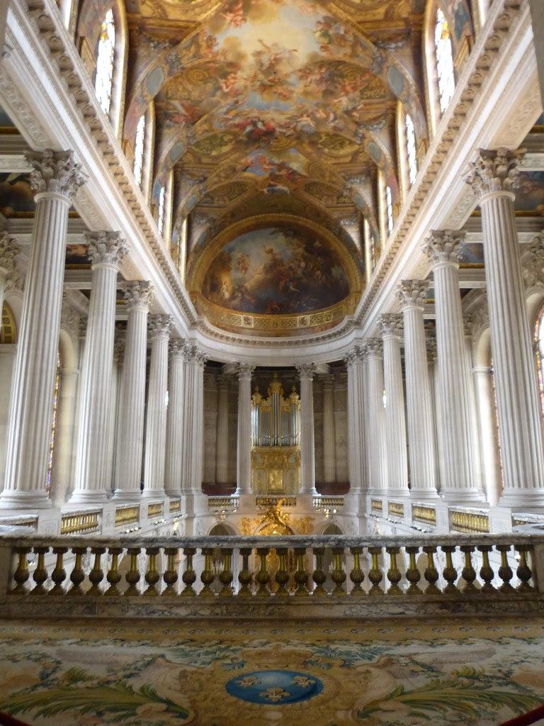 Chapel, Versailles