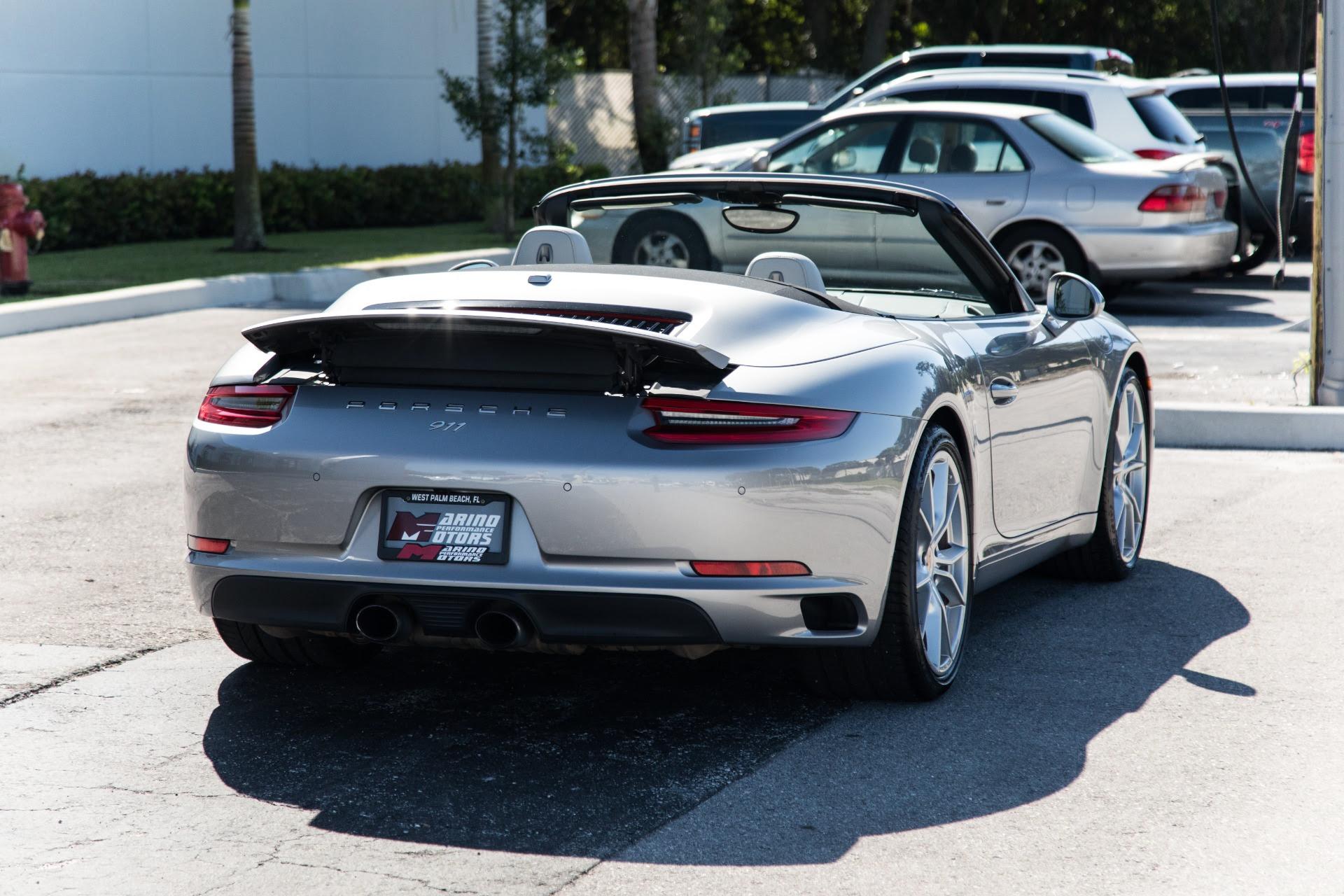 Used 2017 Porsche 911 Carrera S For Sale ($92,900) | Marino Performance Motors Stock #154428