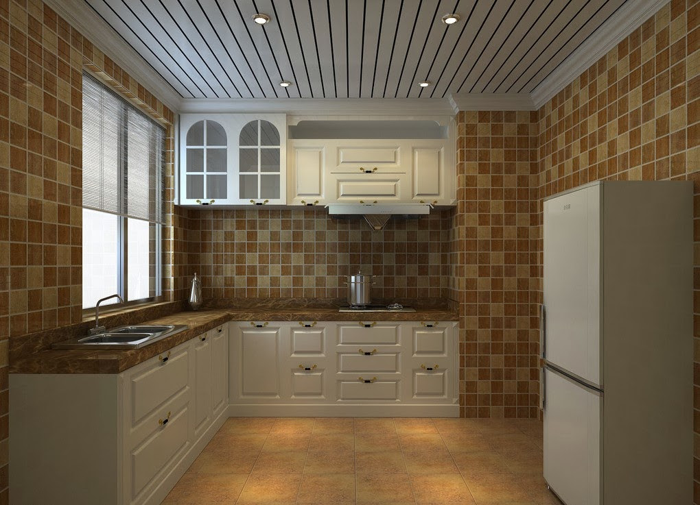 21 Stunning Kitchen Ceiling Design Ideas
