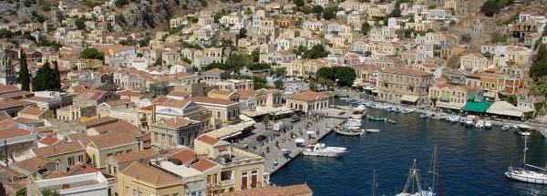 Symi Dodekanesos -- Zuid-Egeïsche Eilanden bezienswaardigheden | toerisme eiland