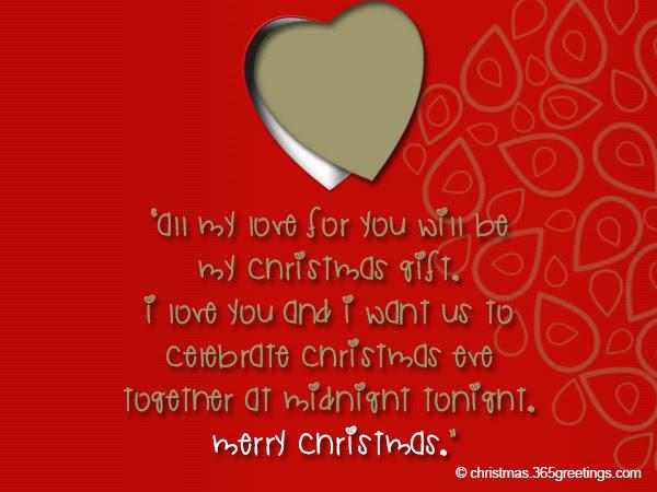 Christmas greetings boyfriend xmast 3 m4hsunfo