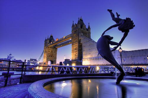 TOWER BRIDGE por Andrew_Foster