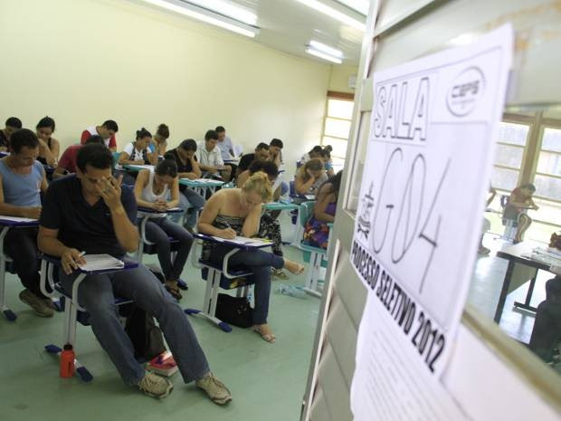 Prova está marcada para o dia 9 de dezembro. (Foto: Paula Sampaio / O Liberal)