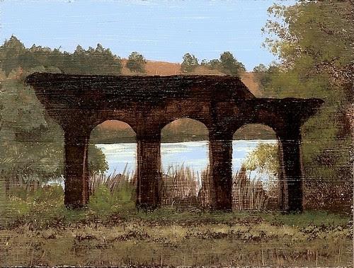 """Archway At The Di Rosa Preserve"""