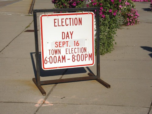 Election Day - 9/16/08