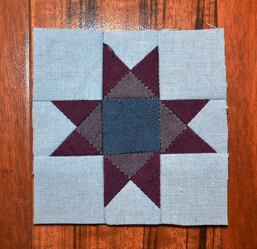 On the floor - #quiltphoto