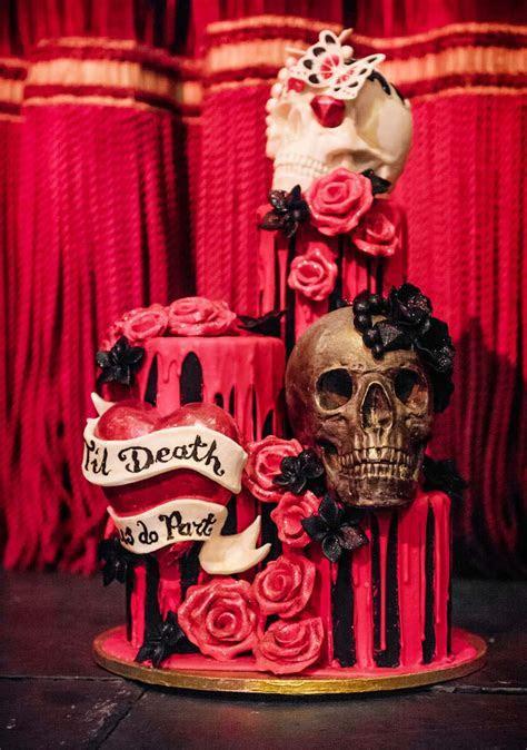 Alternative Wedding Cakes: 23 Awesome Ideas   hitched.co.uk