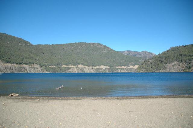 Lago Lacar San Martin