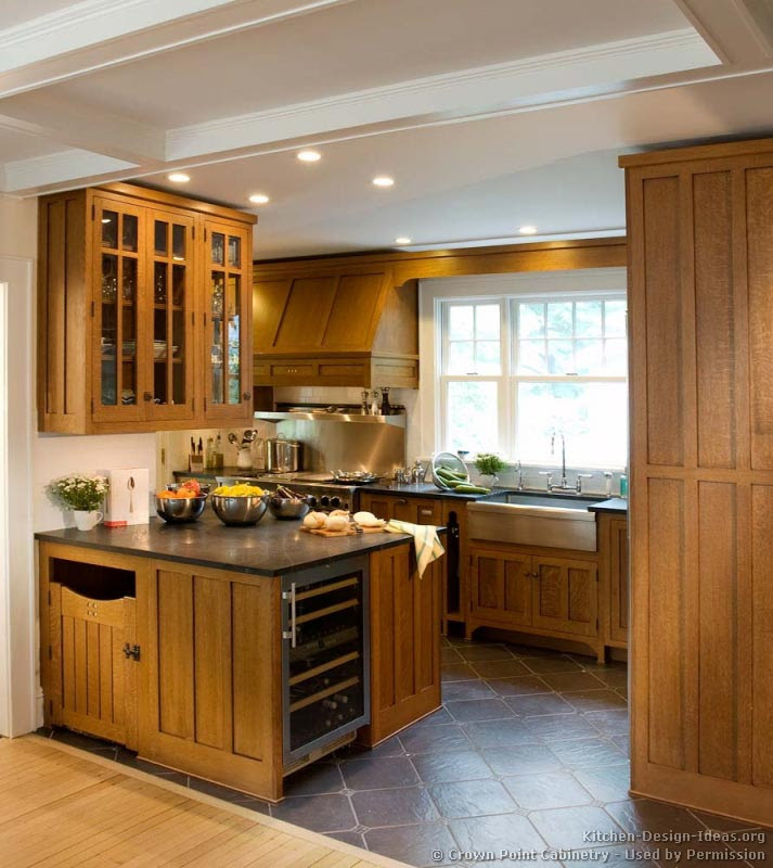 Pictures Of Kitchens Traditional Light Wood Kitchen Cabinets Kitchen 130