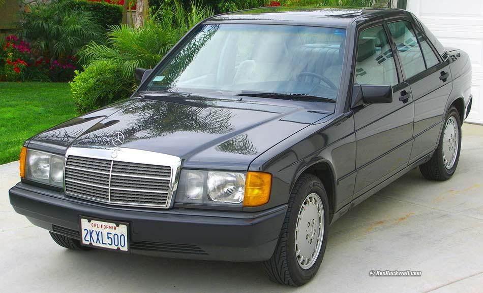 Mercedes 190D 2.5