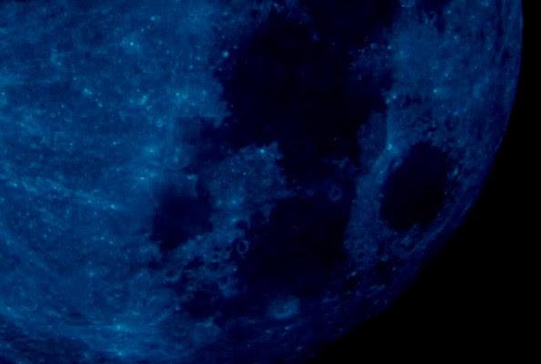 Psicología del color azul oscuro