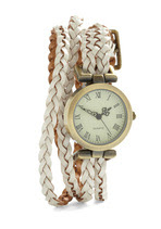 Bags & Accessories - Whitewash Away the Hours Watch