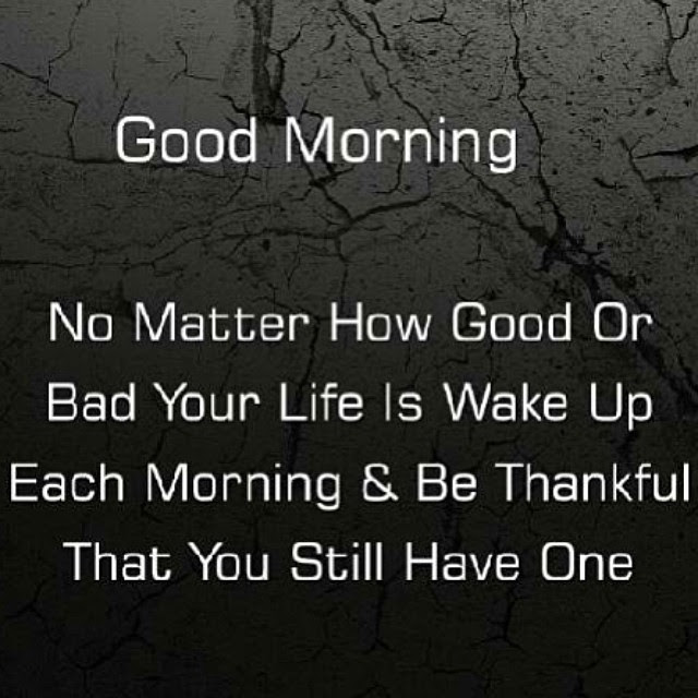 Good Morning Be Grateful Pictures Photos And Images For Facebook