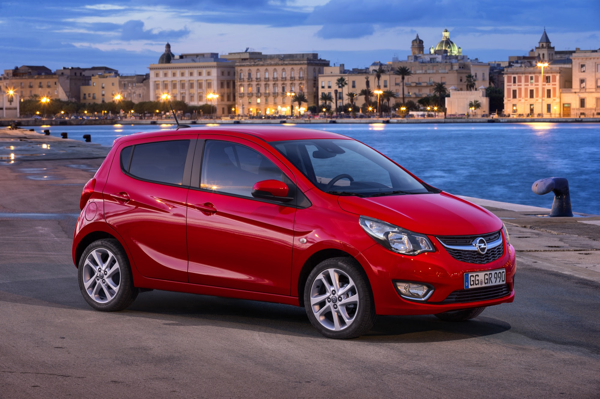 2016 Opel Karl | GM Authority