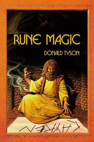 Rune Magic book