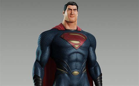 Dc comics superman man of steel alternate art wallpaper