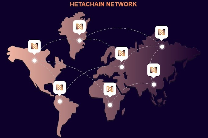 HETACHAIN ​​NETWORK - Building the Largest Blockchain 3.0 Network in the World ico information