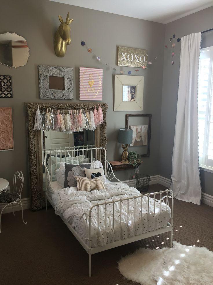 20 Amazing Girls Bedroom Ideas To Get Inspired | Interior God