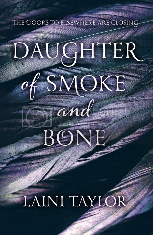 Daughter of Smoke and Bone Series by Laini Taylor