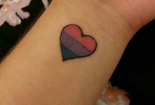 23 Lgbt Tattoo Ideas You Can Wear With Pride Designbump