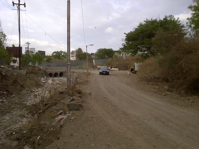 Kacha Road from Baner Road to Amit's Sereno, 2 BHK & 3 BHK Flats near Pancard Clubs, Baner Pune 411045