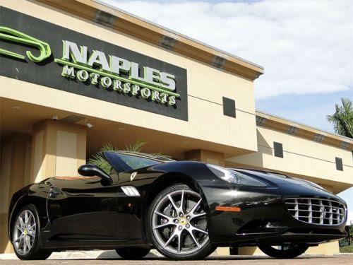 Buy used 2013 Ferrari California, Navigation, Back Up ...