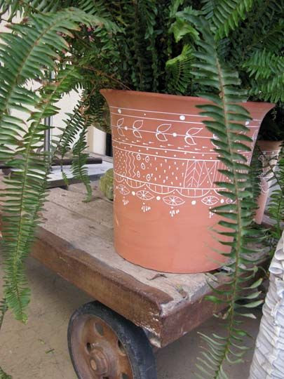 40 Ideas to Dress Up Terra Cotta Flower Pots - DIY Planter Crafts ...