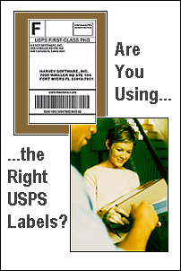 Are You Using the Right USPS Labels?
