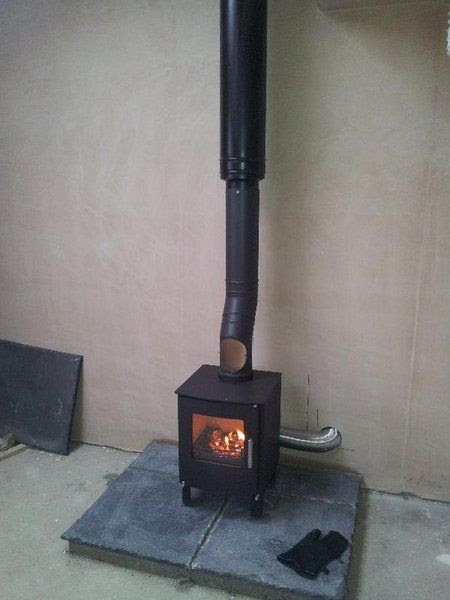 Stove Hearths Simple Tile Slate Wood Stove Platform Hearth Stove
