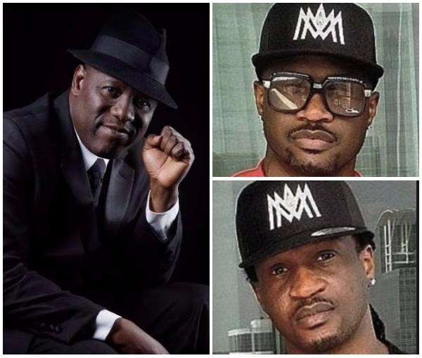 Kenny Ogungbe Says P-Square's Fight Is Shameless Publicity Stunt