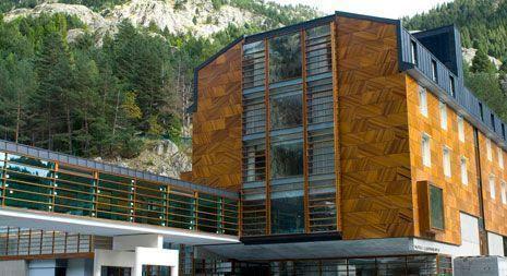 Resultado de imagen de hotel continental panticosa