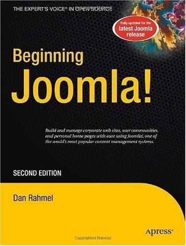 Beginning Joomla! 2nd Edition