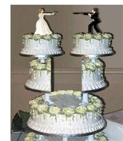 Wedding Cake   The Incredible Shrinking Bride