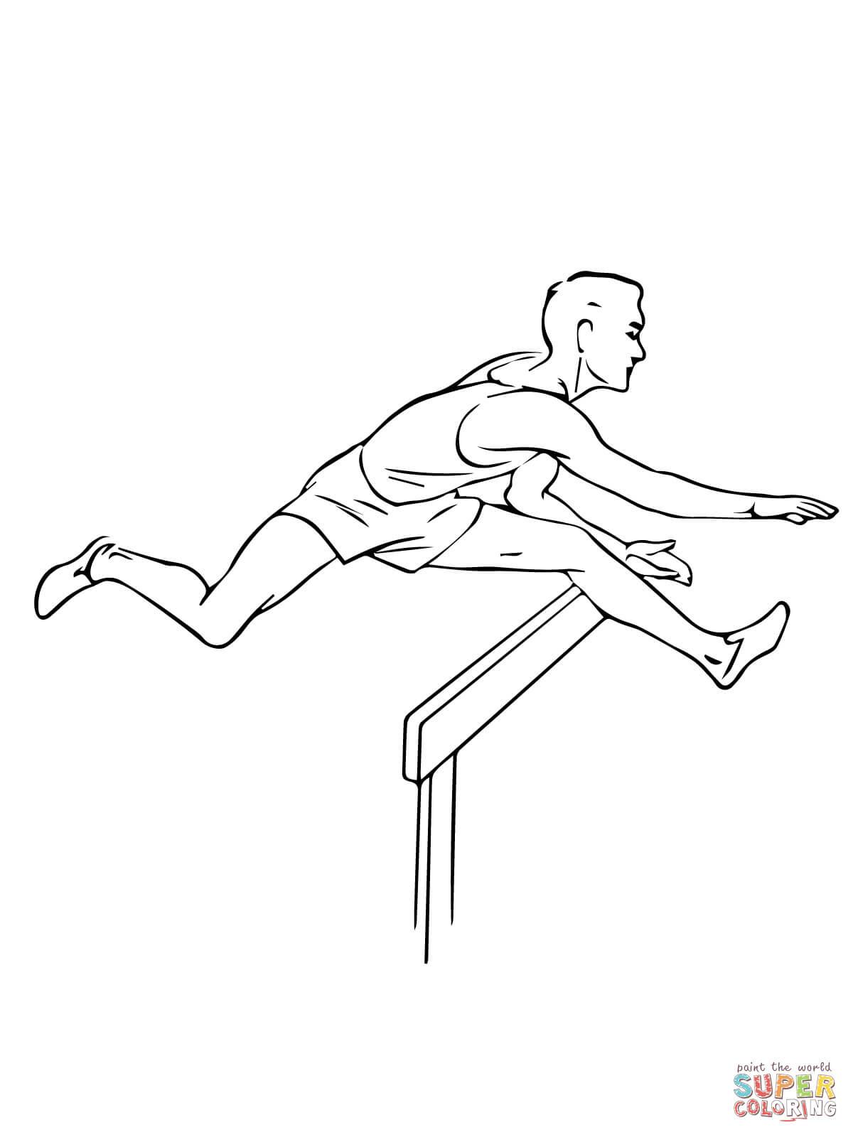 Hürdenläufer