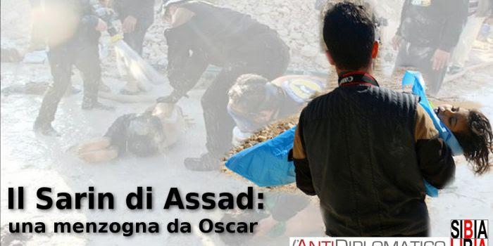 Il video che smaschera la bufala di Idlib