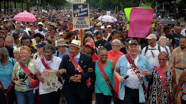 GTY march on washington tk 130829 16x9 608 GOP Official: March on Washington Organizers Ignored Suggestions