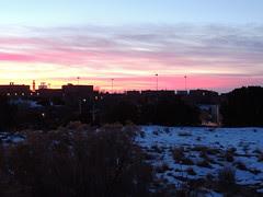 Sunrise Thursday, December 12