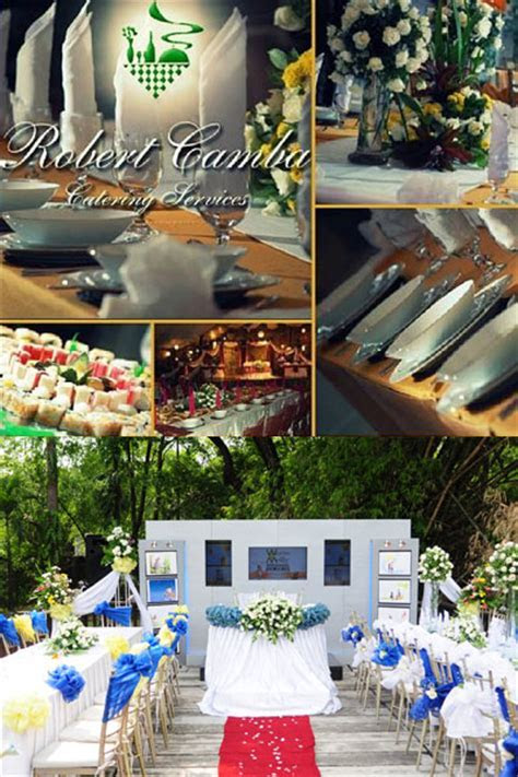 Robert Camba Catering Services   Metro Manila Wedding