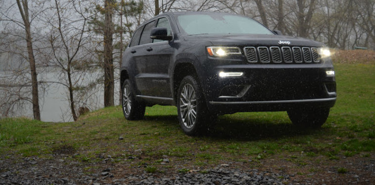 Jeep Grand Cherokee Midsize Suv