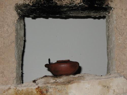 Oil lamp @ Nazareth Village_0696