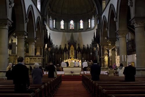 Mass at the High Altar