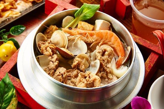 歐爸煮廚/韓式料理/豆腐鍋/火鍋